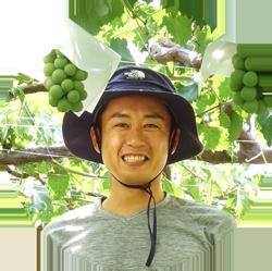 笑顔の岩崎園メンバー